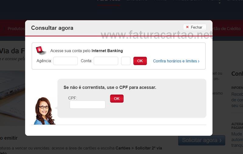 Internet Banking Bradesco login