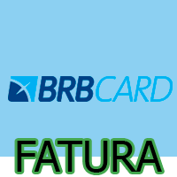Fatura cartão BRBCARD